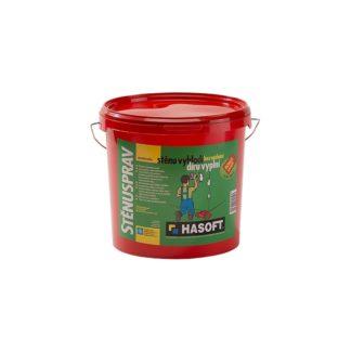 Tmel/stěrka STĚNUSPRAV 9kg Hasoft