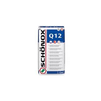 Schönox Q12 vysoce flexibilní cementové lepidlo se sníženým skluzem