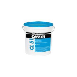 Ceresit CL 51 5kg elastická hydroizolace pod keramické obklady a dlažbu v interiéru