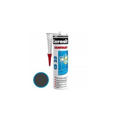 Ceresit CS25 280ml ANTRACIT sanitární silikon