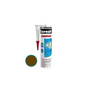 Ceresit CS25 280ml CHOCOLATE sanitární silikon