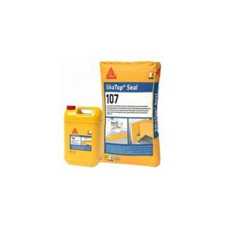 SikaTop® Seal-107 25kg těsnicí cementová stěrka určená pro hydroizolace