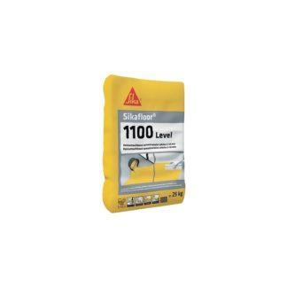 Sikafloor®-1100 LEVEL 25kg samonivelační a vyhlazovací podlahová stěrka pro vyrovnání podkladů v interiérech.