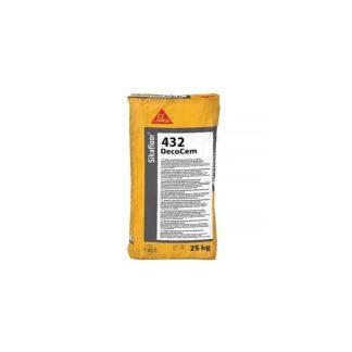 Sikafloor®-432 DecoCem 25kg samonivelační podlahová stěrka