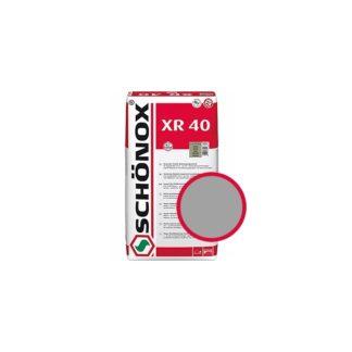 XR40 Schönox 25kg flexi spárovací hmota ŠEDÁ