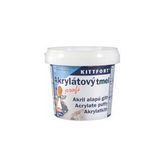 Akrylátový tmel PROFI 500g KITTFORT