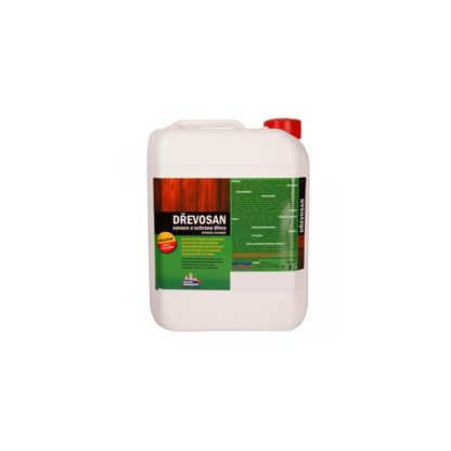 Dřevosan 10L ochrana proti škůdcům, zelený, METRUM