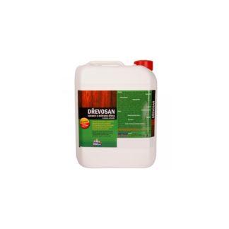 Dřevosan 5L ochrana proti škůdcům, zelený, METRUM