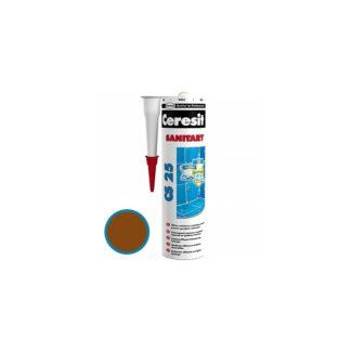 Ceresit CS25 280ml COCOA sanitární silikon