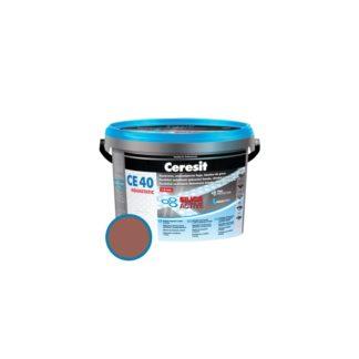 CE40 spárovací tmel 2kg CHOCOLATE Ceresit